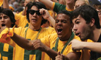 Survey Shows Students With School Spirit Are Top Achievers