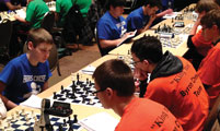 Illinois State Chess  Tournament Continues Growth in Popularity