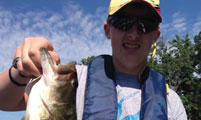 Small Illinois School Enacts Unified Bass Fishing Program