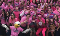 Dakota Ridge's Super Fans Help School's Sportsmanship Efforts