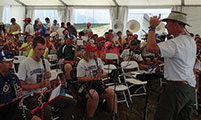 National Jamboree Band Amazing Experience for Students, Educators