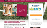 'Play Smart' Screening Program Keeps Hearts Healthy