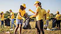 Community Service Ideas for High School Sports Teams