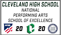 Cleveland High School Selected as 2020  NFHS Performing Arts School of Excellence