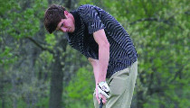 Iowa Golfer's Character Shines  Despite the Cost
